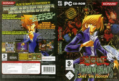 Yu Gi Oh Joey The Passion Pc Games Anime Pc Games Download