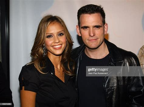 Jessica Alba And Matt Dillon During Skyy Vodka And Maxim
