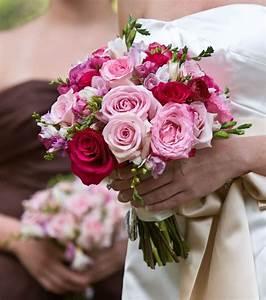 Bouquet De La Mariée : bouquet mariee rose et blanc bouquet rouge mariage ~ Melissatoandfro.com Idées de Décoration