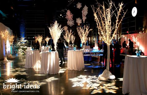 themed special corporate  winter wonderland