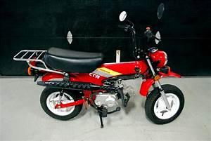 1991 HONDA CT/70 MOTORCYCLE - 93211