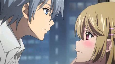 anime kiss in kiss anime hot youtube