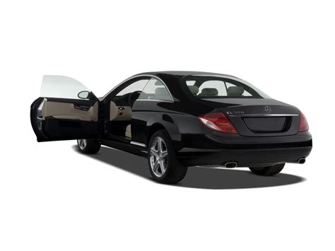 2009 Mercedes Cl550 4matic Latest News Features And