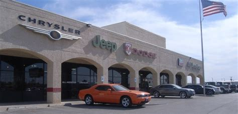 Chrysler Odessa by About Us All American Chrysler Dodge Jeep Ram Of Midland