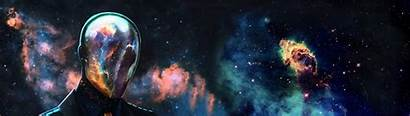 Space Nebula Wallpapers Dual Backgrounds Imgur