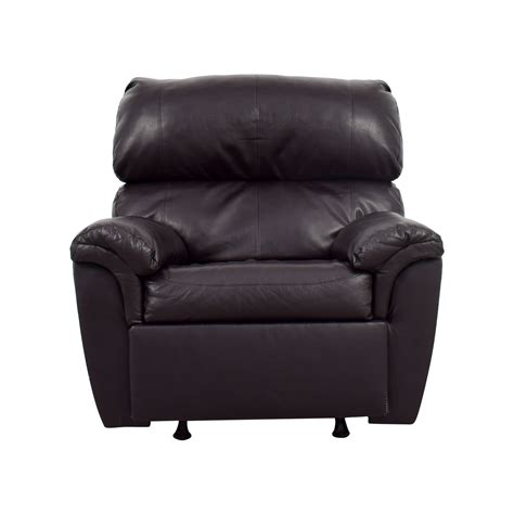 bobs furniture recliner chair jonathan adler second code