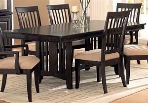 Cappuccino, Finish, Classic, Dining, Room, Furniture
