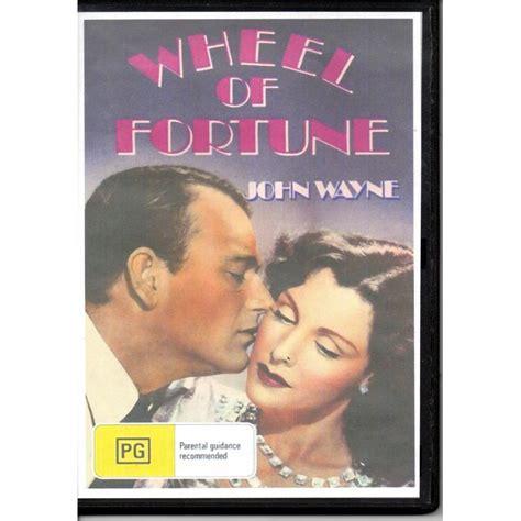 fortune wheel dvd wayne betrayed starring aka region john