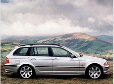 BMW 3 Series Touring E46 specs 1999, 2000, 2001