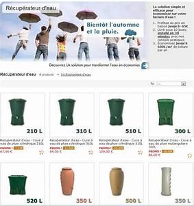 Recuperateur Eau De Pluie Occasion : r cup rateur d 39 eau de pluie encyclo l ~ Melissatoandfro.com Idées de Décoration