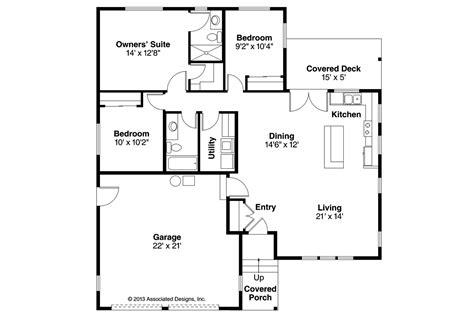 ranch house plans kenton    designs
