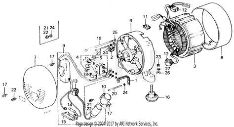 Honda Egk Generator Jpn Vin Parts