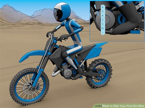 how to size motocross how to ride your first dirt bike 10 steps with pictures