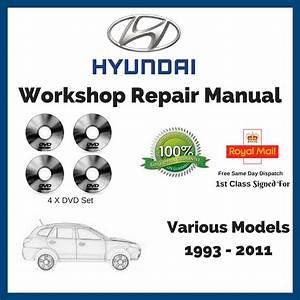 Hyundai Workshop Service And Repair Manual  U2013 Key Software