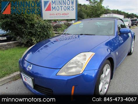 Used 2005 Nissan 350z Grand Touring Roadster For Sale In