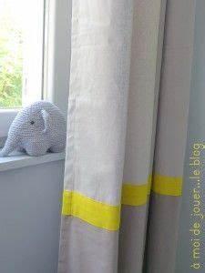 Rideau Jaune Et Gris : rideau gris et jaune deco salon pinterest baby bedroom curtain designs and bedrooms ~ Teatrodelosmanantiales.com Idées de Décoration