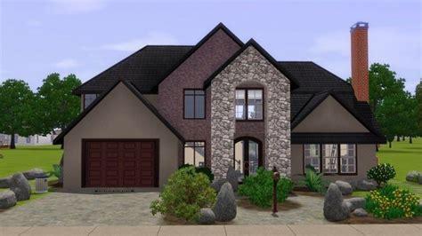 sims house ideas  pinterest sims  houses