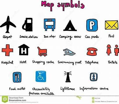 Symbols Map Clipart Symbol Vector Clipground Legend