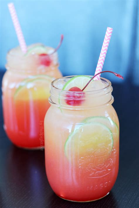 shirley temple drink shirley temple recipe this lil piglet
