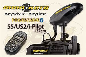 Minn Kota Powerdrive 55  Us2  I