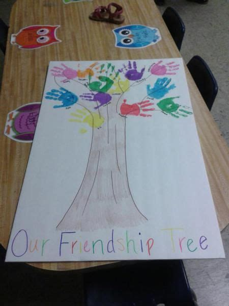 tuesday the friendship tree opportunity 386 | 23411129b1c6171af8189d8e53b740fc