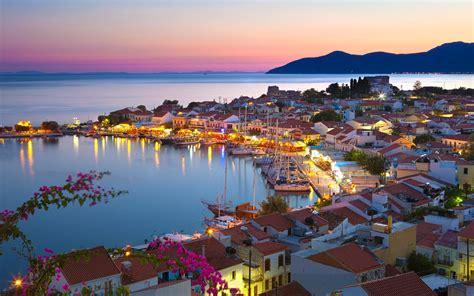 Greek Islands Island Hopping Vacation In Greece Travel