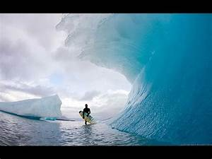 Antarctica's Frozen Waves – How Can Waves Freeze Like That ...  Wave