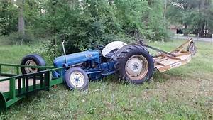 My Thoughts And Review On My 1964 Ford 2000 Tractor With