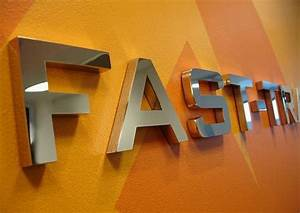factoy outlet fine workmanship 304 stainless steel 3d With 3d metal letters