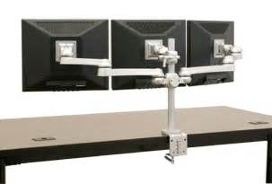 three monitor stand mtr 3x