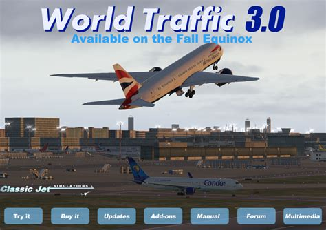 World Traffic