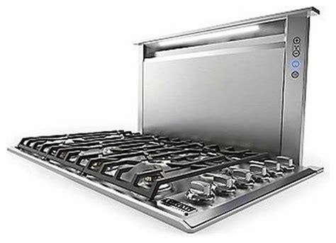 Viking Downdraft Cooktop by Viking Vdd5360 36 Quot Built In Downdraft Ventilation System