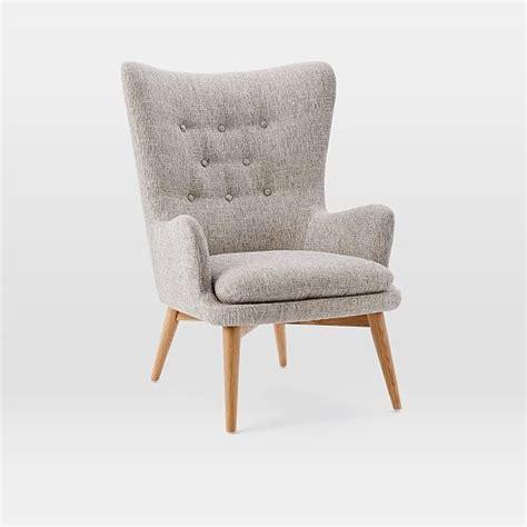 niels wing chair west elm