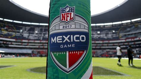 kansas city chiefs scheduled  play  mexico city