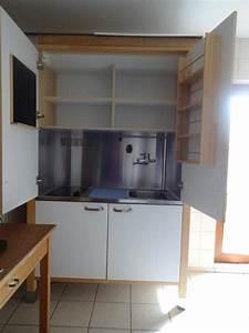 Ikea varde minikuche in berg kuchenmobel schranke for Miniküche ikea