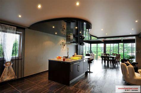 chambre avec lambris cuisine le plafond tendu barrisol dans votre cuisine