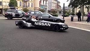 Le Delta Le Mans : nissan delta wing replica at le mans youtube ~ Dallasstarsshop.com Idées de Décoration