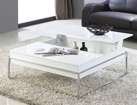 Choisir Une Table Basse> Meuble-magazine.com