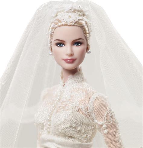 princess grace kelly monaco  bride gold label silkstone