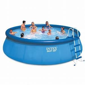 Easy Set Pool : intex 18ft x 48in easy set pool set review ~ Orissabook.com Haus und Dekorationen