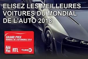 Salon De L Automobile 2018 Paris : mondial auto 2018 votez pour vos voitures pr f r es et gagnez des cadeaux ~ Medecine-chirurgie-esthetiques.com Avis de Voitures