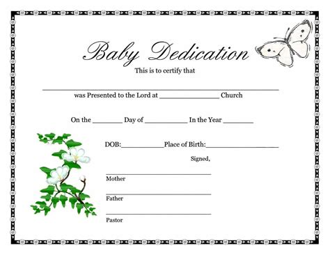 birth certificate sle pdf certificate234