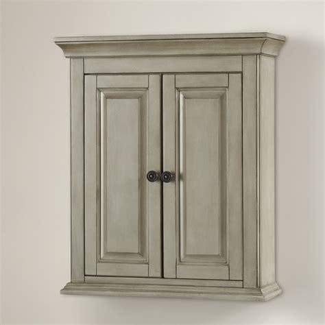 hazelwood home palmo      wall mounted cabinet