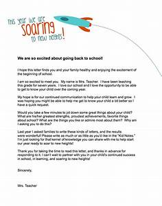 teacher introduction letter on pinterest adhd activities With letters to my child book