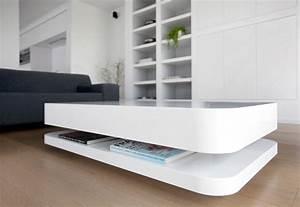 Table Basse Design Italien : table basse ronde design italien inspiration pour jardin ~ Melissatoandfro.com Idées de Décoration