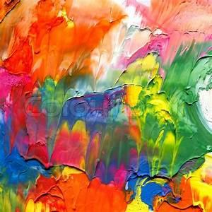 Bilder Acryl Abstrakt : abstrakt acryl gemalt hintergrund stockfoto colourbox ~ Whattoseeinmadrid.com Haus und Dekorationen