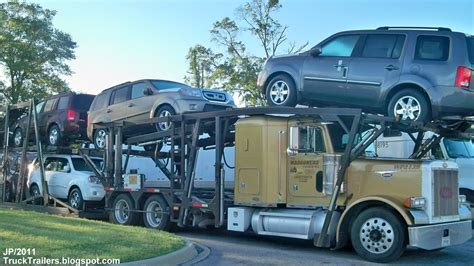 Fedex Auto Transport by Truck Trailer Transport Express Freight Logistic Diesel