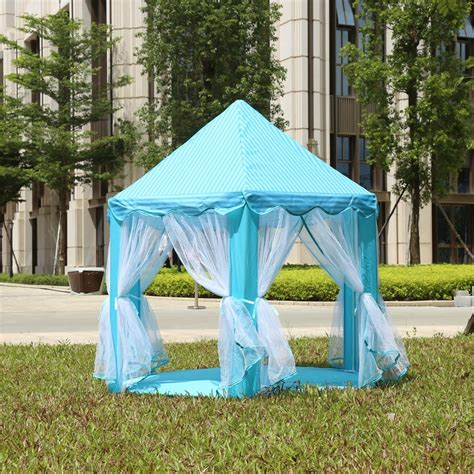 Portable Children Kids Play Tents Outdoor Garden Folding