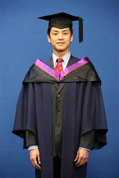 Master Polyu Degrees Gown Graduates Hk Academic