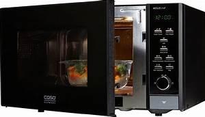 Caso Emgs 25 : caso design mikrowelle mcg25 chef black mit grill und hei luft 25 liter garraum 900 watt ~ Indierocktalk.com Haus und Dekorationen